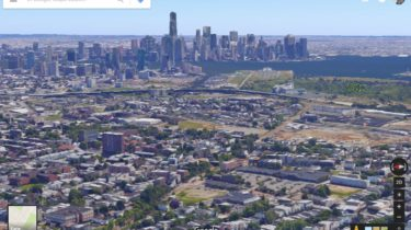 Google Maps: Schärfer dank neuer Satellitenfotos