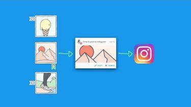 Zeitversetzt veröffentlichen auf Instagram