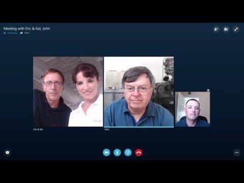 Dienst für Videokonferenzen 'Skype Meetings' startet in den USA