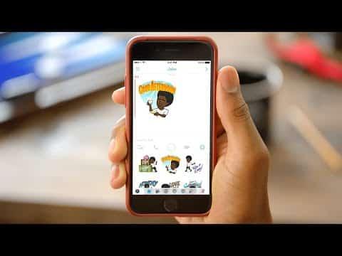 Snapchat integriert Bitmoji