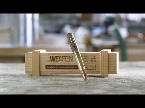 The Weapen: Wie eine abgefeuerte Patronenhülse dabei helfen könnte, Leben zu retten