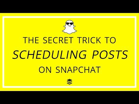 Nicht immer bloß Kurzgeschichten: Buffer verrät, wie Sie es für Ihre Snapchat-Kontakte spannender machen