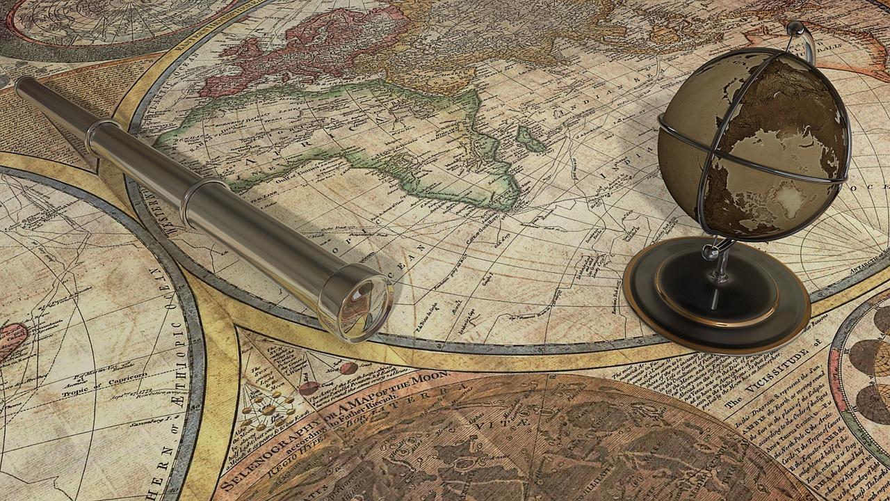 Scrollytelling-Werkzeug Aesop Story Engine: Interaktive Landkarten