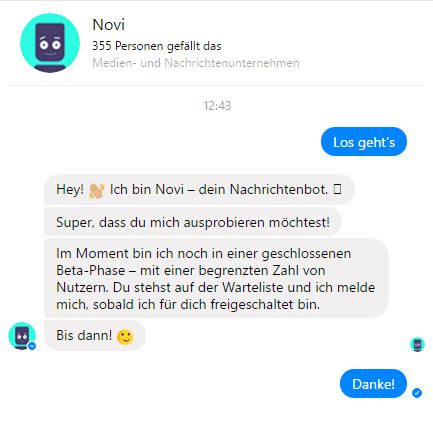 chatbot-novi