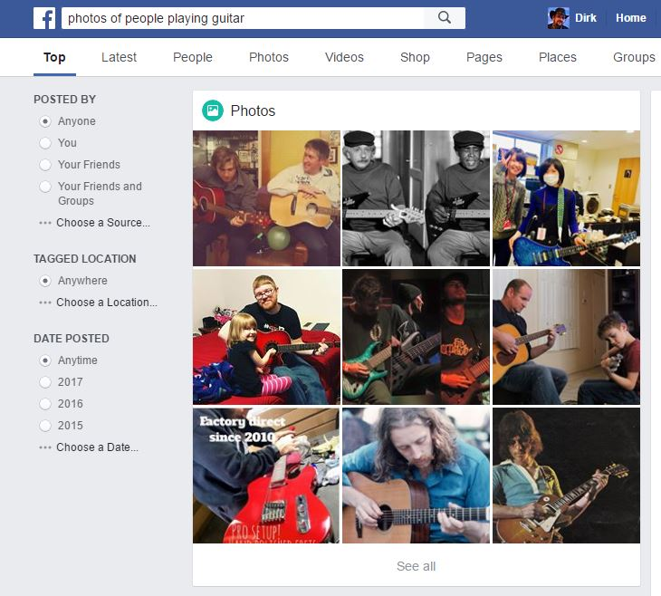 Facebooks KI kann Bildinhalte erkennen