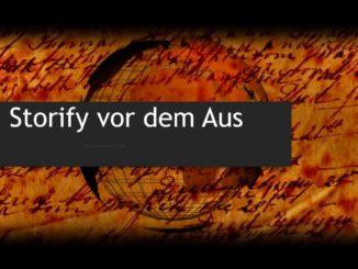 Kuratier-Werkzeug Storify vor dem Aus!