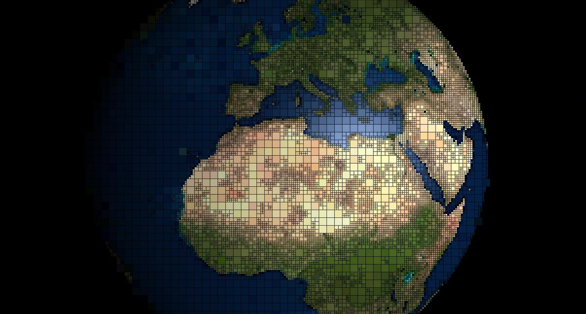 Virtuelle Drohnenflüge mit Google Earth Studio